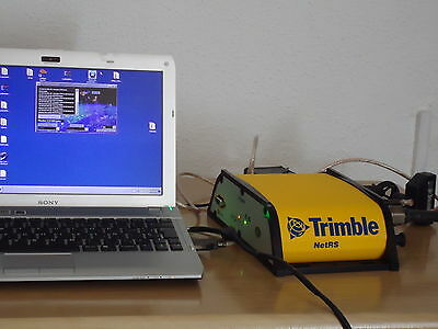 Trimble NetRS + Microcentered L1-L2 Antenna GPS Reference Station