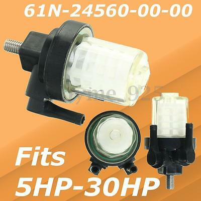 Outboard Fuel Filter Assy for Yamaha Outboard Motor Fits 5HP-30HP 8.6x5.6cm