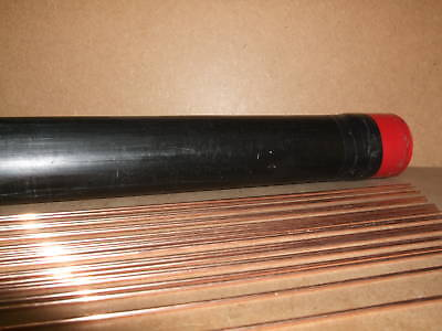 Gas Welding Rods CCMS Copper Coated Mild Steel Oxy/Acet 1.6mm x 5kg pkt