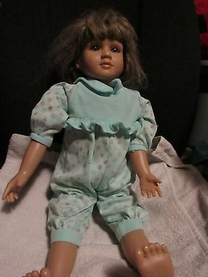 My twin doll 2007 Body 1996 head for parts