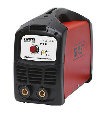 Sealey Tools Mw140A Inverter Welder 140Amp 230V