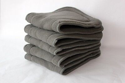 Charcoal Nappy Inserts | Charcoal Boosters for Washable Nappies