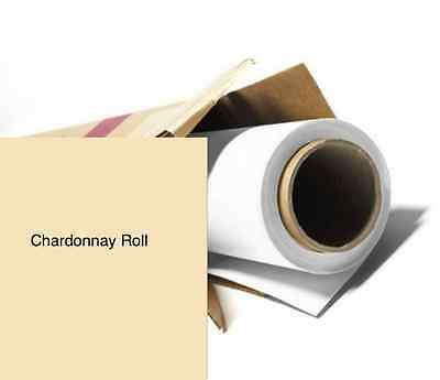 Colorama Chardonnay Photography Background Paper Roll Off Cut 0.6m Wide x 11m