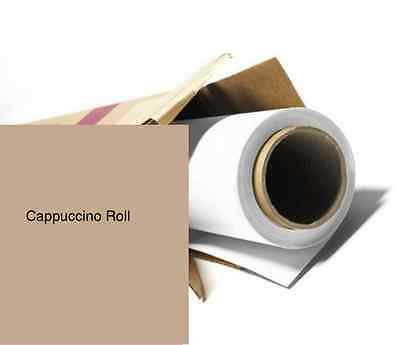 Colorama Cappuccino Photography Background Paper Roll Off Cut 0.6m Wide x 11m