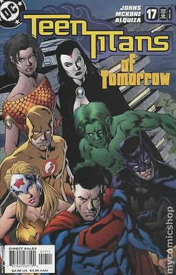 Teen Titans (2003-2011 3rd Series) #17 VF