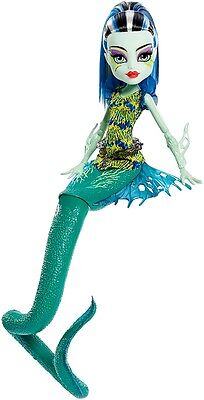 Monster High Great Scarrier Reef Frankie Doll new in box