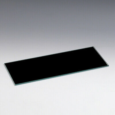 10783-01010= Glasboden DESIGN 800x200x6 schwarz Element System Regal f. Konsolen