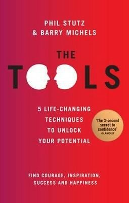 The Tools by Phil Stutz Paperback Book (English)