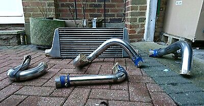GReddy Intercooler FMIC w/ piping for EP82 Starlet GT 4efte 5e Glanza Paseo