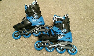 No Fear Kids/Boys Inline Skate Roller Size 1-4