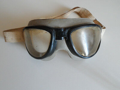 Lunette de vol US Navy authentique et rare !