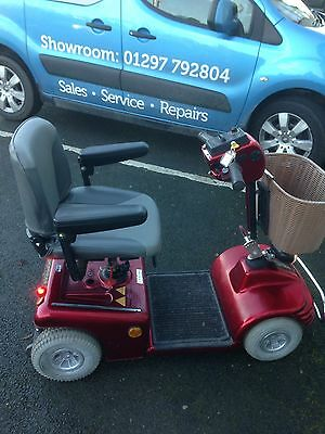 Sovereign 4 Mobility Scooter