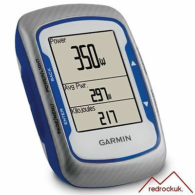 Garmin Edge 500 GPS ANT+ Lightweight Bike Computer - Blue/Silver