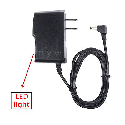 """AC Adapter DC Power Supply Charger for Sylvania SDPF785 B Digital Photo Frame 7"""""""