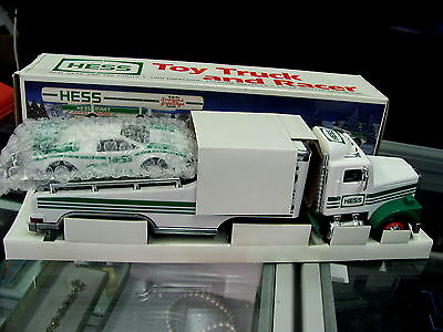 Hess 1991 Truck And Racer -- New In Box