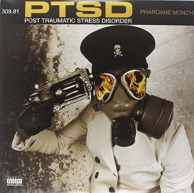 Pharoahe Monch - PTSD [New Vinyl]