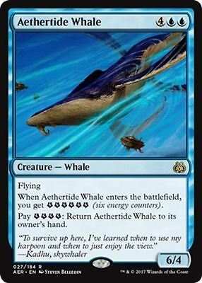 4 Aethertide Whale, Aether Revolt
