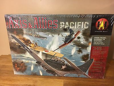 NEW - Axis & Allies Pacific Board Game By Avalon Hill