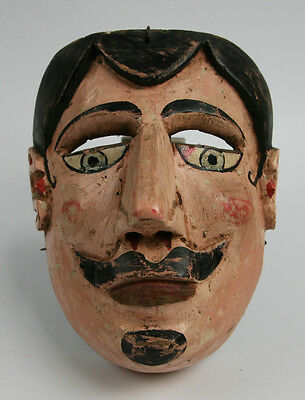 Padron Mask - Mexico - c. 1940-50