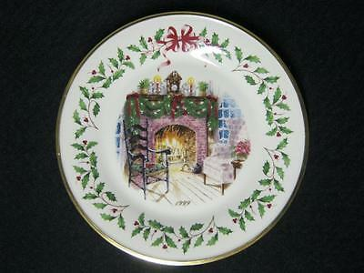 Lenox The Annual Holiday Collector Plate Year 1999 - N753