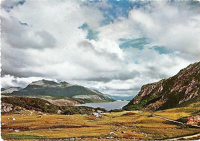 Postcard Loch Maree From Tollie Scotland Unused