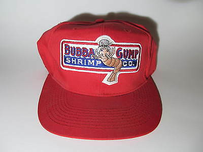 Vintage BUBBA GUMP baseball cap - original Forrest Gump collectable from 1994