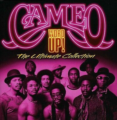 Cameo - Word Up: Ultimate Collection [New CD] UK - Import