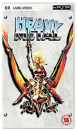 Heavy Metal [UMD Mini for PSP], Very Good Condition DVD, , Gerald Potterton