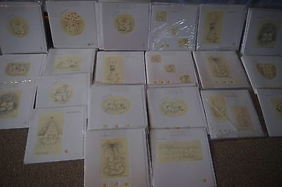 job lot 70+ quality hallmark ted valentine's day cards cw greeting mixed carboot