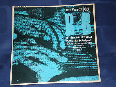 Piano Red - Rhythm & Blues Vol.2 - Very Rare 1964 Rca Victor Label Ep - Exc.