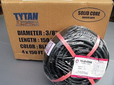 Solid Rubber Rope -- Bungie Cord