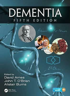 Dementia by David Ames Book & Merchandise Book Free Shipping!