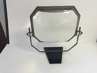 Vintage Deluxe 1950's Television Large Magnifying Screen, Excellent Original