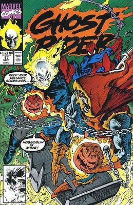 Ghost Rider (1990 2nd Series) #17 FN