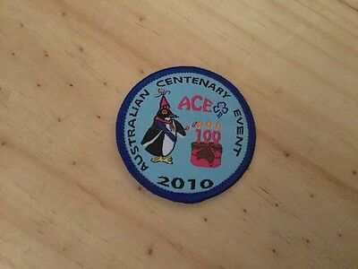 Girl Guides / Scouts ACE (Australian Centenary Event) 2010
