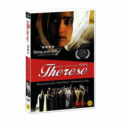 Therese (1986) (DVD,All,Sealed,New) Catherine Mouchet, Hélène Alexandridis