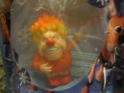 The Year Without Santa Claus Heat Miser Yubi's Fingerines #01998