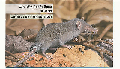 Australian Stamps: 2011 - Australian Joint Territories World Wide Fund Nature