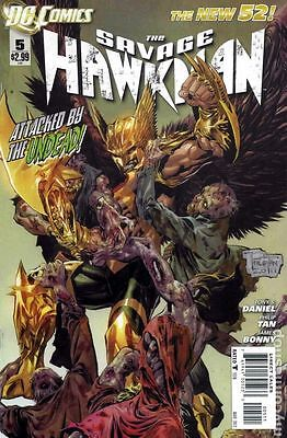 Savage Hawkman (2011) #5 VF