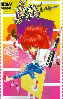 Jem and the Holograms (2015 IDW) #1C NM