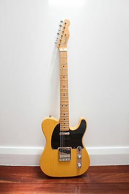 Fender American 52 Reissue Telecaster Electric Guitar