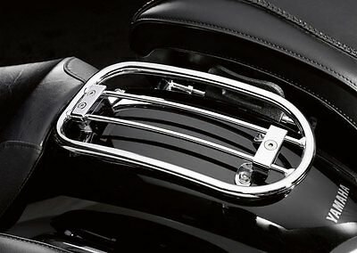 YAMAHA XV 1900 Roadliner SOLO REAR FENDER RACK LUGGAGE CARRIER: 662-0131