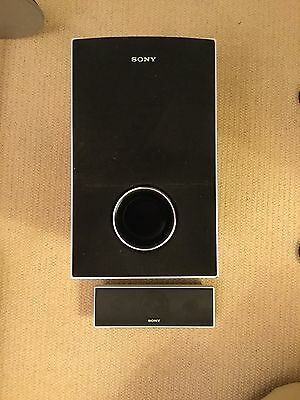 Sony Multi Channel Av Receiver and Speakers