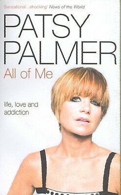 All of Me by Patsy Palmer Paperback Book (English)
