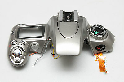 NIKON F55 N55 TOP COVER (other parts available-please ask)