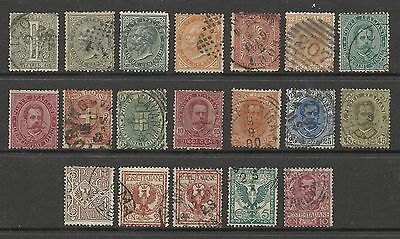 Italy 1863-1901 Selection Used