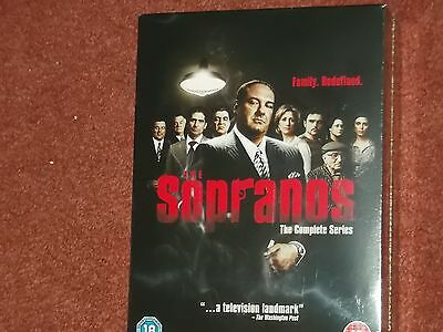The Sopranos The Complete Series DVD Box Set