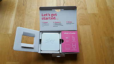 Sky Wireless Booster SB601 - Extend Your WiFi Signal Further BRAND NEW!!