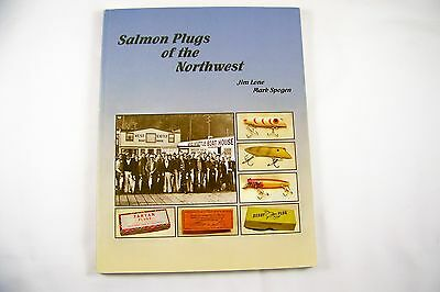 """""""Salmon Plugs of the Northwest"""" by Jim Lone & Mark Spogen - Made in USA"""