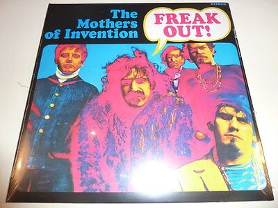 THE MOTHERS OF INVENTION (Frank Zappa) - Freak Out! **Vinyl-2LP**dinged corner**